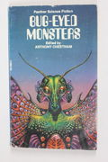 Bug-eyed Monsters - Edited By Anthony Cheetham (käytetty)