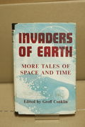 Invaders of Earth: More Stories of Space and Time (käytetty)