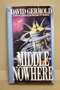 The Middle of Nowhere - David Gerrold (käytetty pokkari)