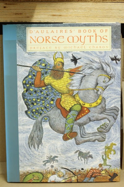 D'Aulaires' Book of Norse Myths (käytetty)