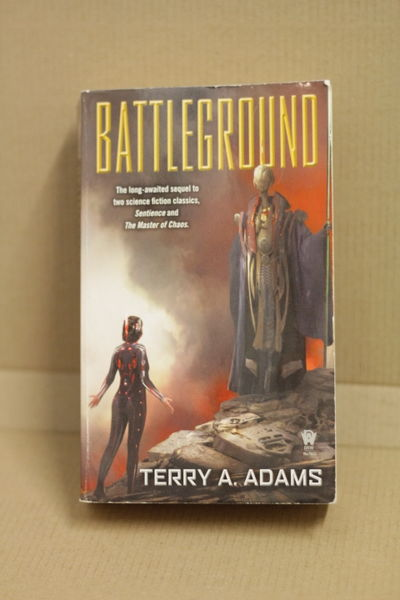 Battleground - Terry A Adams (käytetty)