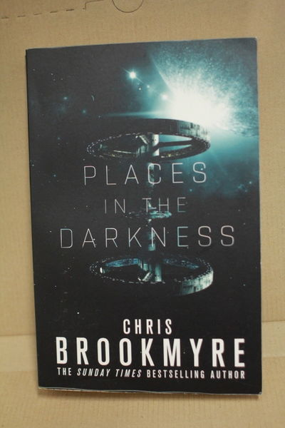 Places in the Darkness - Chris Brookmyre (käytetty)
