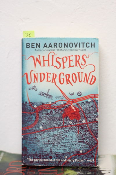 Whispers Under Ground (Peter Grant 3)  - Ben Aaronovitch