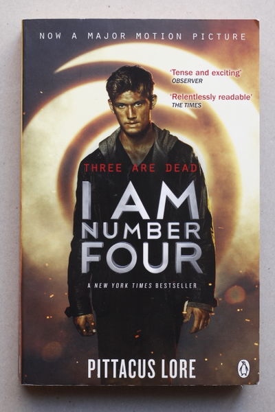 I Am Number Four - Pittacus Lore