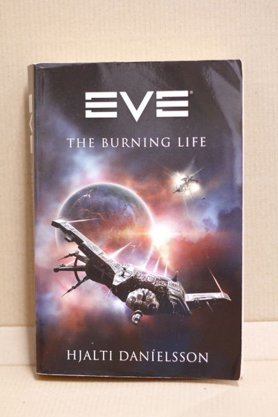 Eve: The Burning Life - Hjalti Danielsson (käytetty)