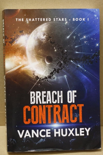 Breach of Contract - Vance Huxley (käytetty)