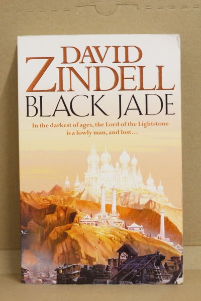 Black Jade (The EA Cycle vol. 3) - David Zindell (käytetty pehmeäkantinen)