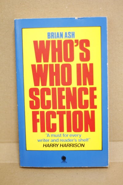 Who's Who in Science Fiction - Brian Ash (käytetty pokkari)