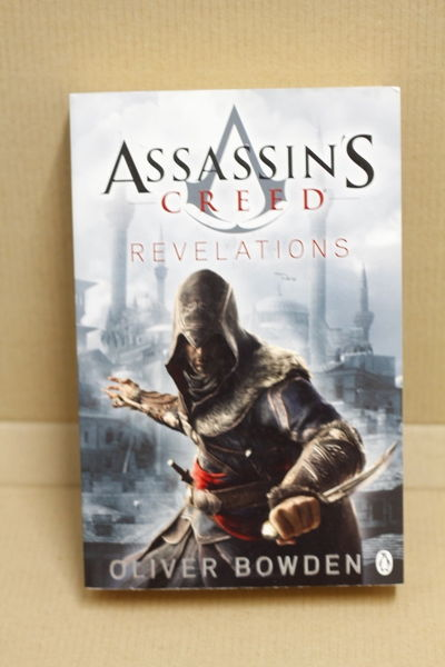 Revelations: Assassin's Creed Book 4 - Oliver Bowden (käytetty)