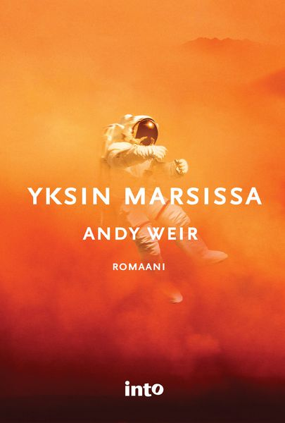 Yksin Marsissa/The Martian - Andy Weir
